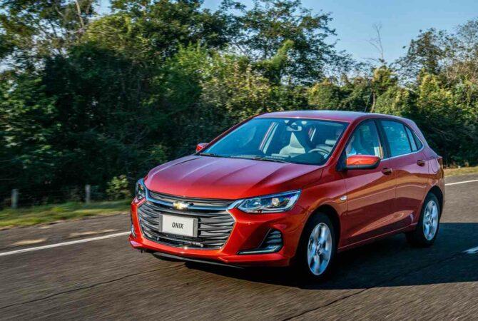 Saiu a lista dos 25 carros mais vendidos do Brasil; veja se o seu está no ranking