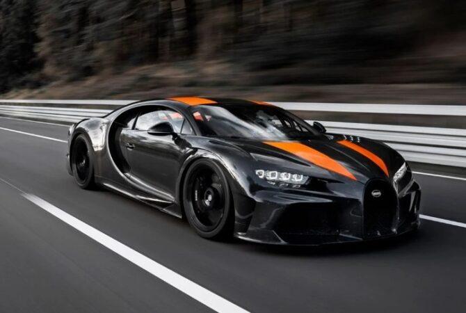 Esses são os 10 carros mais rápidos do mundo