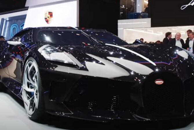 Veja os 10 carros mais caros do mundo