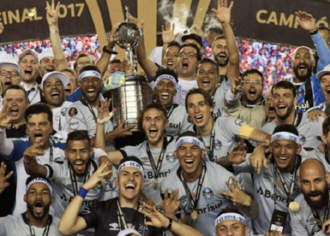 Veja o Top 10 dos times sul-americanos na última década no ranking da IFFHS
