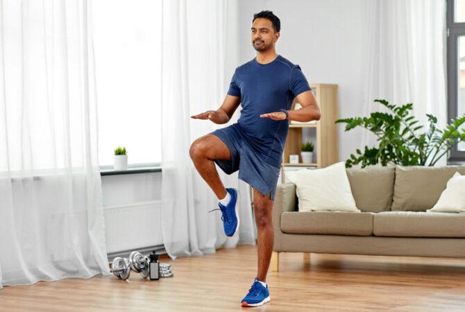 Veja dicas e benefícios de fazer exercícios aeróbicos em casa
