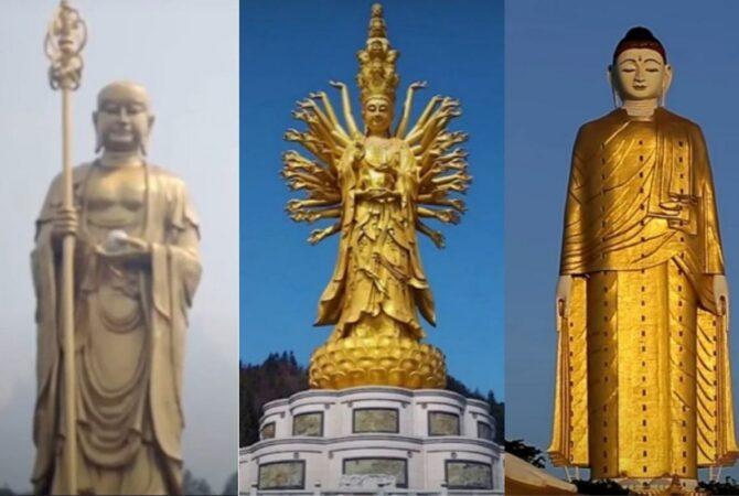 Veja quais são as 20 maiores estátuas do mundo