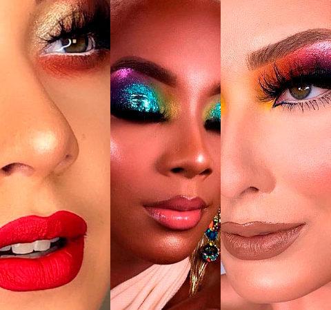 Os melhores perfis para se inspirar e melhorar sua maquiagem
