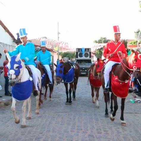 Festas tradicionais que são celebradas pelo povo brasileiro