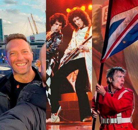 Coldplay está confirmado em 2022! Relembre bandas que fizeram sucesso no Rock in Rio