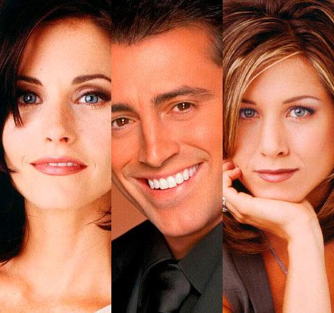 """Personagens marcantes da série """"Friends"""""""