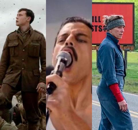 Filmes vencedores do Globo de Ouro neste século