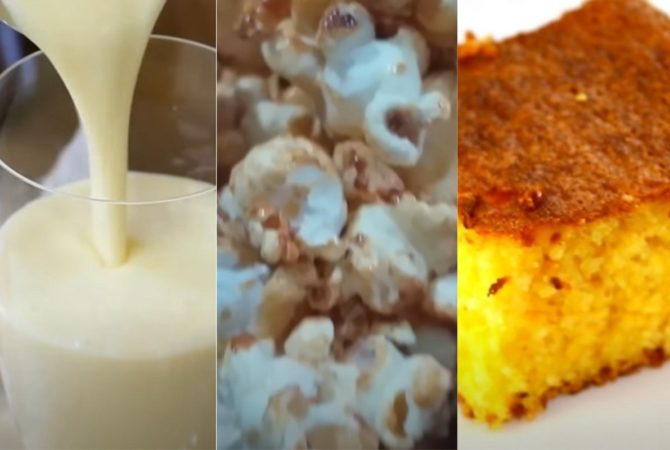 Receitas práticas e nutritivas para fazer com milho