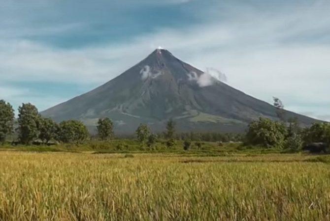 Vulcões fazem parte de paraísos ao redor do mundo