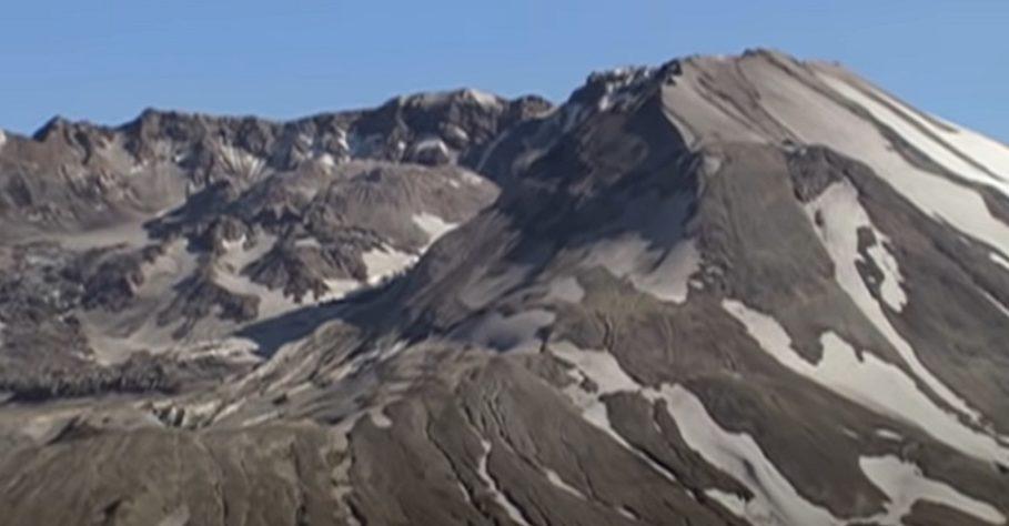 Paraísos que convivem com vulcões